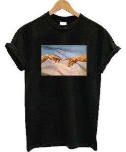 Adam Hand Graphic T-shirt