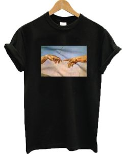 Adam Hand Graphic T-shirt