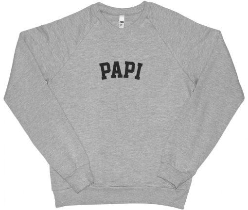 Papi Crewneck Sweatshirt
