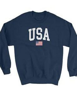 USA Graphic Sweatshirt