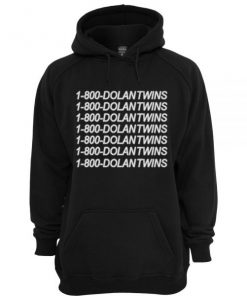 1-800 Dolantwins Hoodie