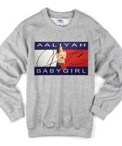 Aaliyah Babygirl Sweatshirt