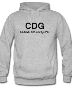 CDG Comme Des Garcons Hoodie