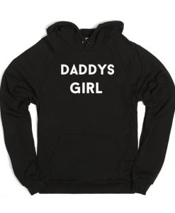 Daddys Girl Pullover Hoodie