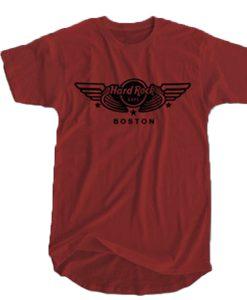 Hard Rock Cafe Boston T-shirt