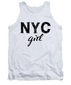 NYC Girl Tank Top