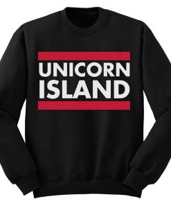 Unicorn Island Sweatshirt