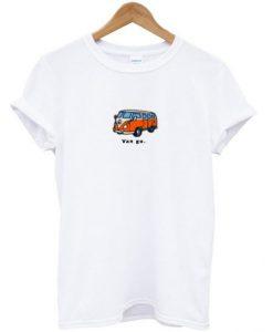 Van Go Bus T-shirt