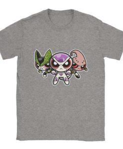 Villains Dragon Ball T-shirt