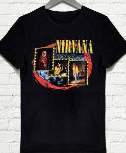 1997 Nirvana Graphic t-shirt