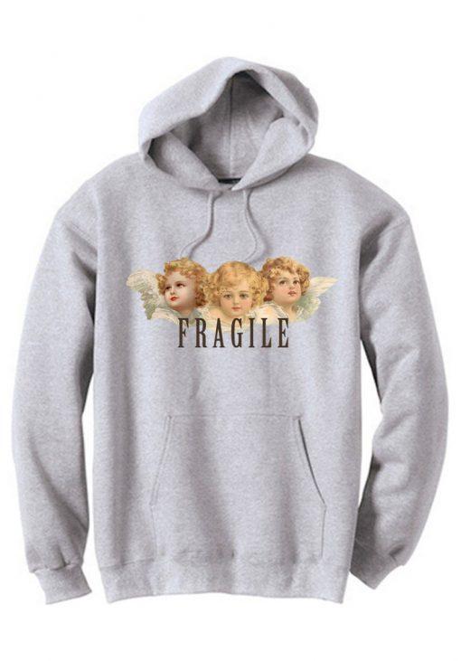 Fragile Angels Hoodie