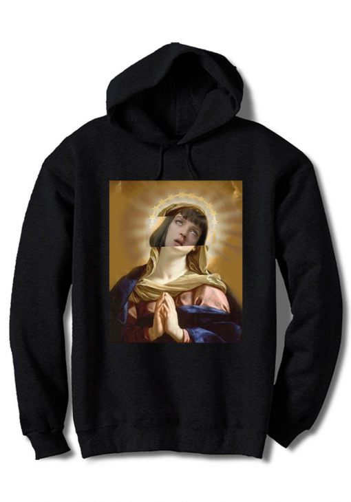 Mia Wallace Graphic Hoodie
