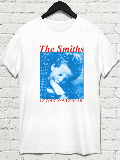 The Smiths There is a Light That Never Goes Out T-shirt