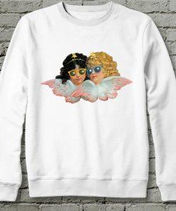Vintage Fiorucci Angels Sweatshirt