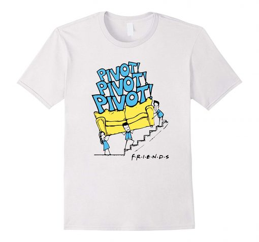 Friends Pivot Tshirt