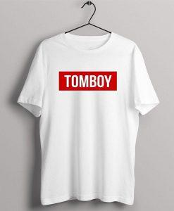 Tomboy Red Box T-shirt