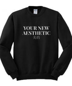 Your Aesthetic Japanese Style Sweatshirt