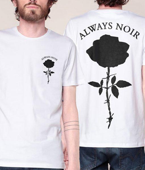 Always Noir T-shirt