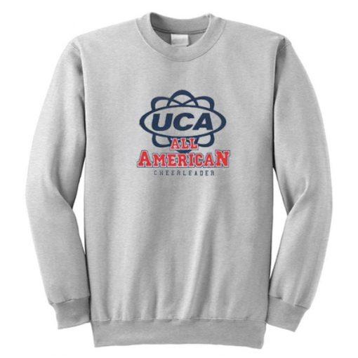 UCA All American Cheerleader Sweatshirt